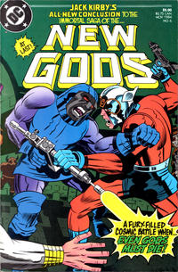 Cover Thumbnail for New Gods (DC, 1984 series) #6