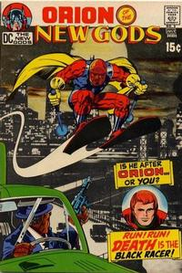 Cover Thumbnail for The New Gods (DC, 1971 series) #3