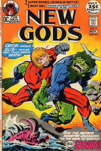 Cover Thumbnail for The New Gods (DC, 1971 series) #5