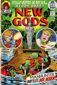 Cover Thumbnail for The New Gods (DC, 1971 series) #6