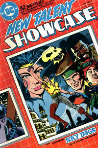 Cover Thumbnail for New Talent Showcase (DC, 1984 series) #2