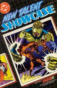 Cover Thumbnail for New Talent Showcase (DC, 1984 series) #4