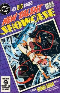 Cover Thumbnail for New Talent Showcase (DC, 1984 series) #8