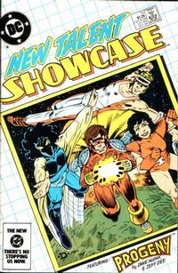 Cover Thumbnail for New Talent Showcase (DC, 1984 series) #10