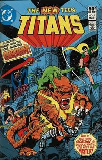 Cover Thumbnail for The New Teen Titans (DC, 1980 series) #5 [Direct]