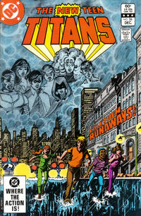 Cover Thumbnail for The New Teen Titans (DC, 1980 series) #26 [Direct Sales]