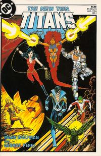 Cover Thumbnail for The New Teen Titans (DC, 1984 series) #1