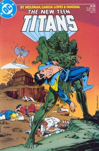 Cover Thumbnail for The New Teen Titans (DC, 1984 series) #11