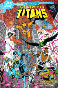 Cover Thumbnail for The New Teen Titans (DC, 1984 series) #13
