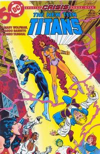Cover Thumbnail for The New Teen Titans (DC, 1984 series) #14