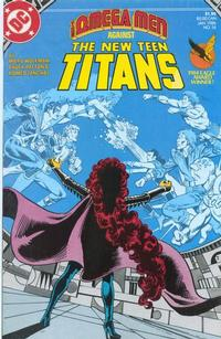 Cover Thumbnail for The New Teen Titans (DC, 1984 series) #16