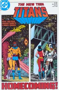 Cover Thumbnail for The New Teen Titans (DC, 1984 series) #18