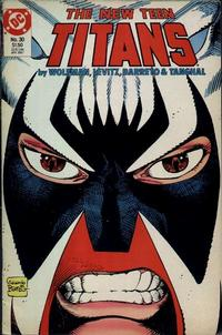 Cover Thumbnail for The New Teen Titans (DC, 1984 series) #30