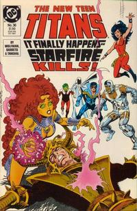 Cover Thumbnail for The New Teen Titans (DC, 1984 series) #36
