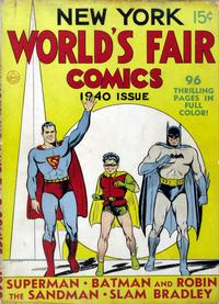 Cover Thumbnail for New York World's Fair Comics (DC, 1939 series) #[2]