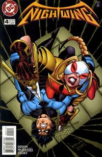 Cover Thumbnail for Nightwing (DC, 1996 series) #4