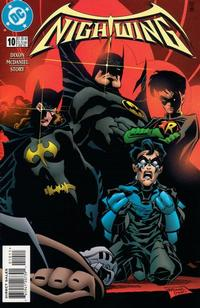 Cover Thumbnail for Nightwing (DC, 1996 series) #10