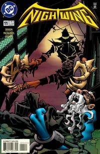 Cover Thumbnail for Nightwing (DC, 1996 series) #11