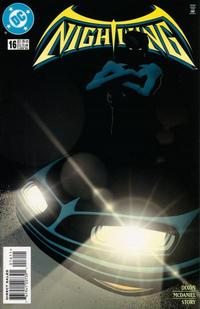 Cover Thumbnail for Nightwing (DC, 1996 series) #16