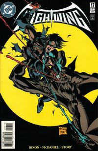 Cover Thumbnail for Nightwing (DC, 1996 series) #17