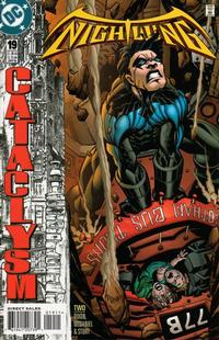 Cover Thumbnail for Nightwing (DC, 1996 series) #19