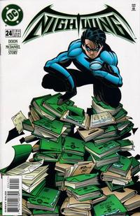 Cover Thumbnail for Nightwing (DC, 1996 series) #24