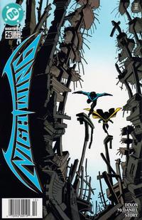 Cover Thumbnail for Nightwing (DC, 1996 series) #25