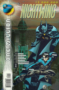 Cover Thumbnail for Nightwing (DC, 1996 series) #1,000,000 [Direct Sales]