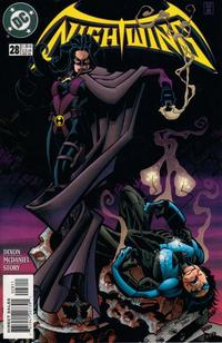 Cover Thumbnail for Nightwing (DC, 1996 series) #28