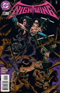 Cover Thumbnail for Nightwing (DC, 1996 series) #29