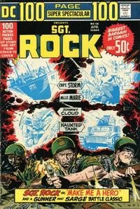 Cover Thumbnail for 100-Page Super Spectacular (DC, 1973 series) #DC-16