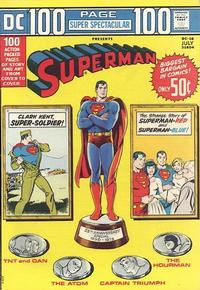 Cover Thumbnail for 100-Page Super Spectacular (DC, 1973 series) #DC-18