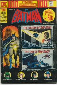 Cover Thumbnail for 100-Page Super Spectacular (DC, 1973 series) #DC-20
