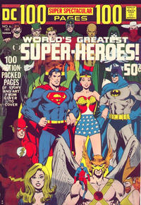 Cover Thumbnail for DC 100-Page Super Spectacular (DC, 1971 series) #6