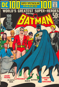 Cover Thumbnail for DC 100-Page Super Spectacular (DC, 1971 series) #DC-8