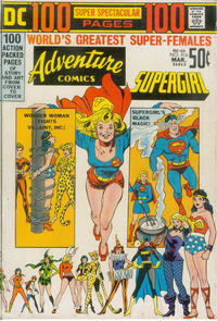 Cover Thumbnail for DC 100-Page Super Spectacular (DC, 1971 series) #DC-10