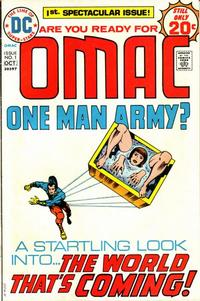 Cover Thumbnail for OMAC (DC, 1974 series) #1