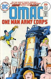 Cover Thumbnail for OMAC (DC, 1974 series) #5