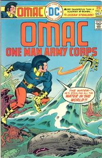 Cover Thumbnail for OMAC (DC, 1974 series) #7