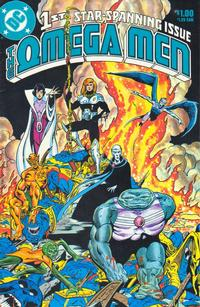 Cover Thumbnail for The Omega Men (DC, 1983 series) #1