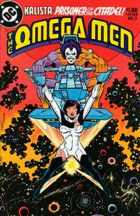 Cover Thumbnail for The Omega Men (DC, 1983 series) #3