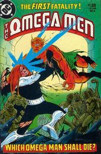 Cover Thumbnail for The Omega Men (DC, 1983 series) #4
