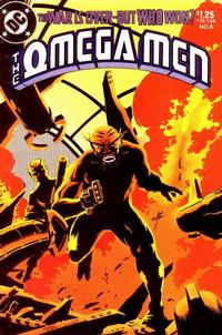 Cover Thumbnail for The Omega Men (DC, 1983 series) #6
