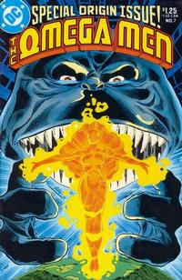 Cover Thumbnail for The Omega Men (DC, 1983 series) #7