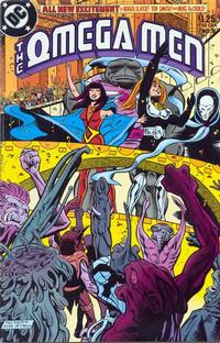 Cover Thumbnail for The Omega Men (DC, 1983 series) #8