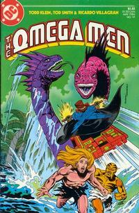 Cover Thumbnail for The Omega Men (DC, 1983 series) #14