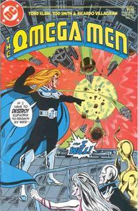 Cover Thumbnail for The Omega Men (DC, 1983 series) #15