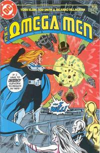 Cover Thumbnail for The Omega Men (DC, 1983 series) #15