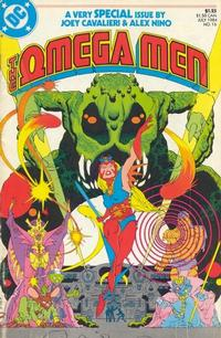 Cover Thumbnail for The Omega Men (DC, 1983 series) #16
