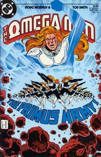 Cover Thumbnail for The Omega Men (DC, 1983 series) #18